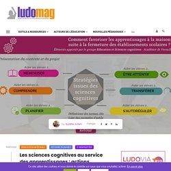 Les sciences cognitives au service des apprentissages : actions menées dans l'académie de Versailles