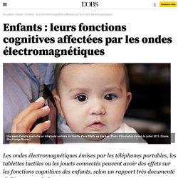Enfants : leurs fonctions cognitives affectées par les ondes électromagnétiques