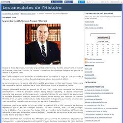 La première cohabitation sous François Mitterrand - Les anecdotes de l'Histoire
