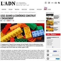 LEGO, quand la cohérence construit l'engagement - Tribune d'expert