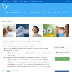 Cohérence Cardiaque et guide respiratoire