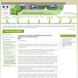 La prise en compte de la TVB dans les Schémas de Cohérence Territoriale (SCoT) - DREAL Midi-Pyrénées