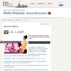 Bonjour de France ! Apprendre le fran ais