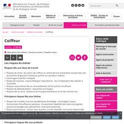 Coiffeur - Métiers et activités