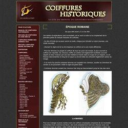 Coiffures ROMAINES