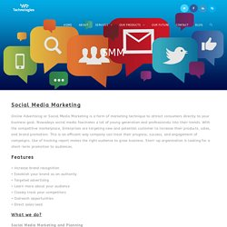 Social Media Marketing company in Coimbatore - Wavefront Technologies