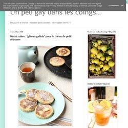 Welsh cakes : 'gâteau gallois' pour le thé ou le petit déjeuner