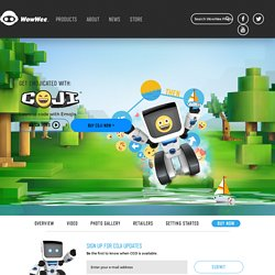 COJI by WowWee® - Learn to code with a smile(y)