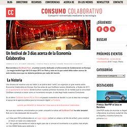 OuiShare y La Fonderie lanzan conferencia de Economía Colaborativa