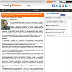 Modelo para el Diseño de Actividades Colaborativas Mediante la Utilización de Herramientas Web 2.0