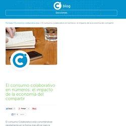 El consumo colaborativo en números: el impacto de la economía del compartir – Cronnection: Time and goods sharing without money