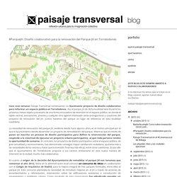 #ParqueJH: Diseño colaborativo para la renovación del Parque JH en Torrelodones