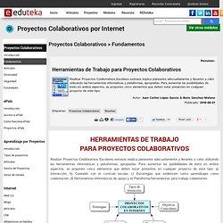 Proyectos Colaborativos por Internet > Proyectos Colaborativos > Fundamentos