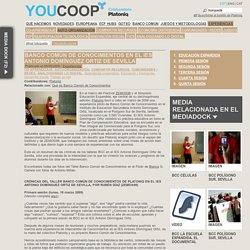 YOUCOOP - Colaboratorio Platoniq / Experiencias / BANCO COMÚN DE CONOCIMIENTOS EN EL IES ANTONIO DOMÍNGUEZ ORTIZ DE SEVILLA