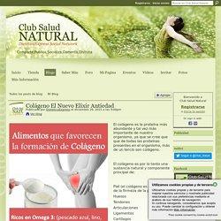 Colágeno El Nuevo Elixir Antiedad - Club Salud Natural