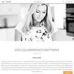 Coca-colamarinerad fläskytterfile - Jennys Matblogg