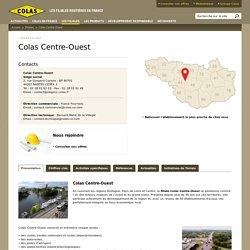 Colas Centre-Ouest – Colas France