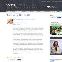 Mrs. Vicky COLBERT