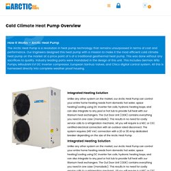 Cold Climate Heat Pump Overview