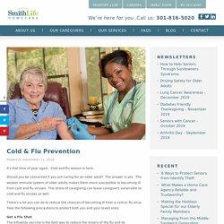 Cold & Flu Prevention By SmithLife Homecare