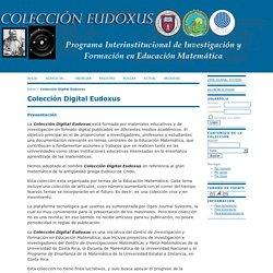Colección Digital Eudoxus