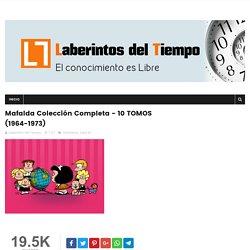 Mafalda Colección Completa - 10 TOMOS (1964-1973) - Laberintos del Tiempo