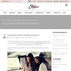 Colección Shiori Otoño-Invierno