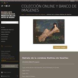 Colección online y Banco de imágenes