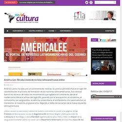 América Lee: 50 colecciones de revistas latinoamericanas online