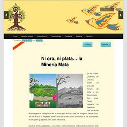 Ni oro, ni plata... la Minería Mata - Colectivo OaxaqueñoColectivo Oaxaqueño