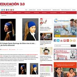 El Colegio Santo Domingo de Silos vive el arte… ¡de forma diferente!