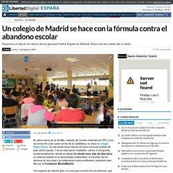 Un colegio de Madrid se hace con la f rmula contra el abandono escolar