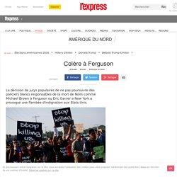 Etats-Unis: émeutes à Ferguson