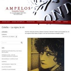 Ampelos, Sommelier Caviste
