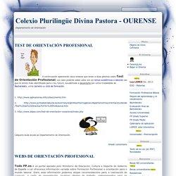 Colexio Plurilingüe Divina Pastora - OURENSE