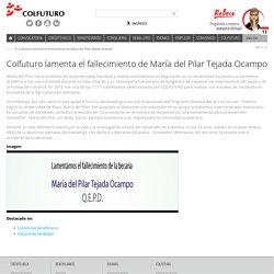 Colfuturo lamenta el fallecimiento de María del Pilar Tejada Ocampo