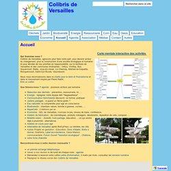 Colibris de Versailles