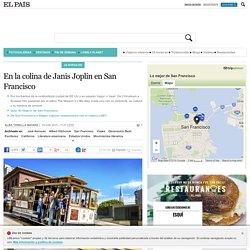 En la colina de Janis Joplin en San Francisco