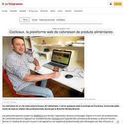 Coclicaux, la plateforme web de colivraison de produits alimentaires - Saint-Brieuc - Le Télégramme