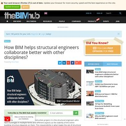 How BIM helps structural engineers collaborate better with other disciplines?