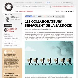 115 collaborateurs s'envolent de la Sarkozie
