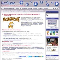 Apprendre à programmer avec Scratch : Site collaboratif, pédagogique et autoformation