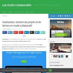 UseKanban. Gestion de projets et de tâches en mode collaboratif - Les Outils Collaboratifs