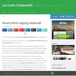 Mural.ly Mind mapping collaboratif | Les Outils Collaboratifs