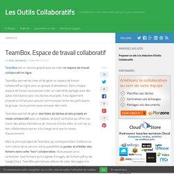 TeamBox. Espace de travail collaboratif