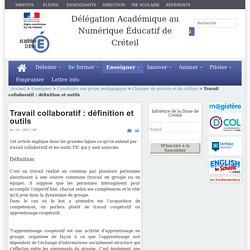 Travail collaboratif : définition et outils