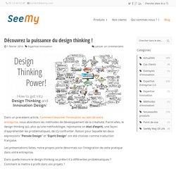 Découvrez la puissance du design thinking ! - SeeMy : Intranet Collaboratif et Réseau Social d'Entreprise