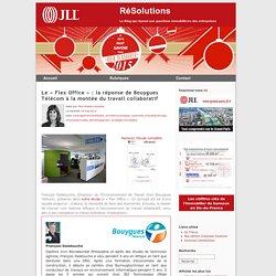 Le « Flex Office » : la réponse de Bouygues Télécom à la montée du travail collaboratif