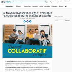 Travail collaboratif en ligne : les meilleurs outils gratuits et payants