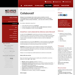 Collaboratif